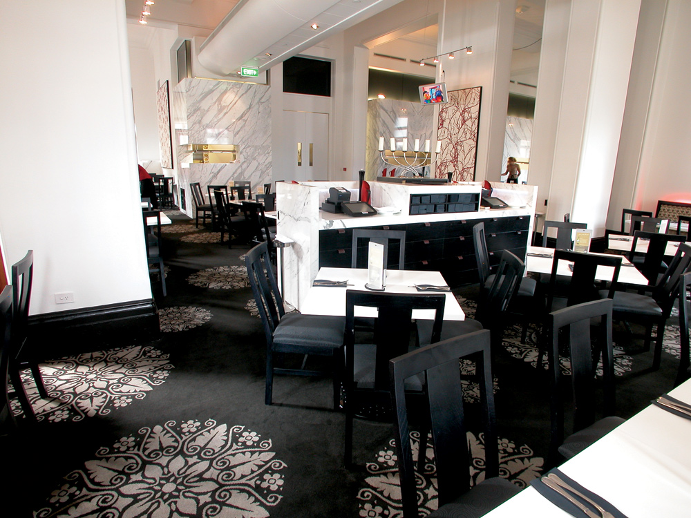 brisbanes only 24 hour restaurant cafe 21 has been transformed into a modern stylish eatery that caters for a wide range of tastes