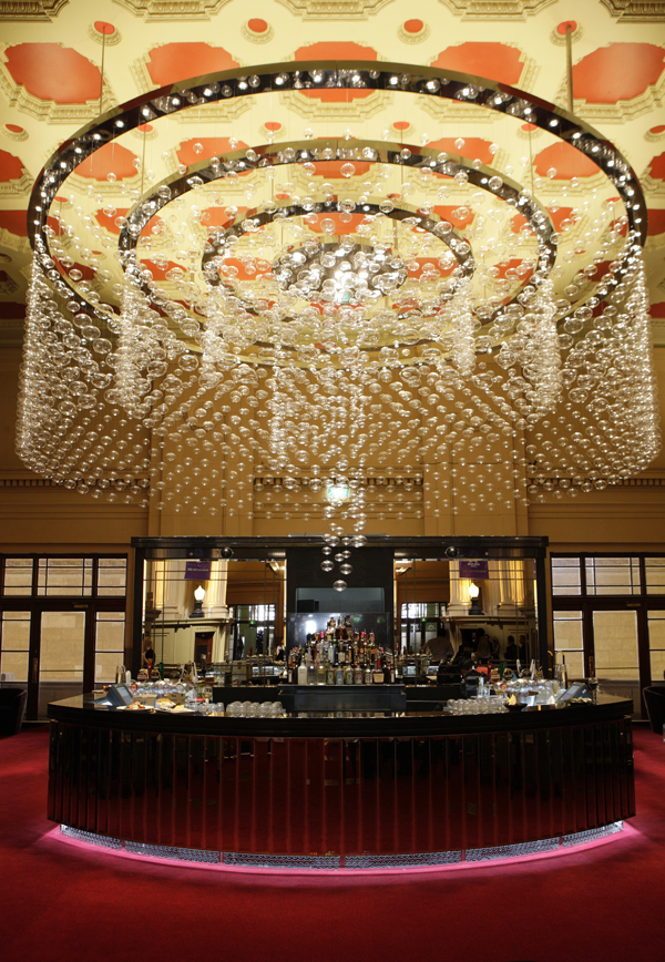 Venue magazine swinging from the chandelier adelaide casino aloadofball Image collections