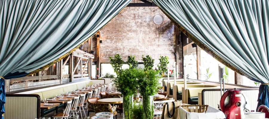 FARM TO TABLE AT RUSHCUTTERS