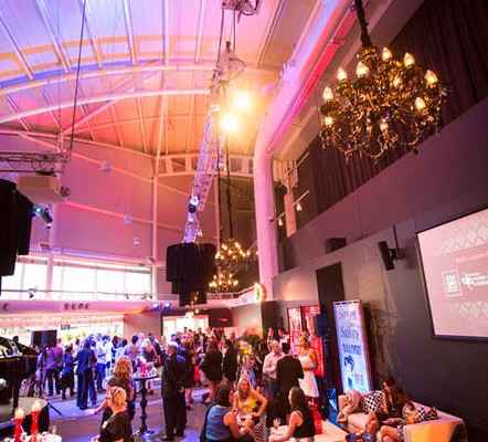 PARTY AT THE MARITIME MUSEUM – LIGHTHOUSE GALLERY
