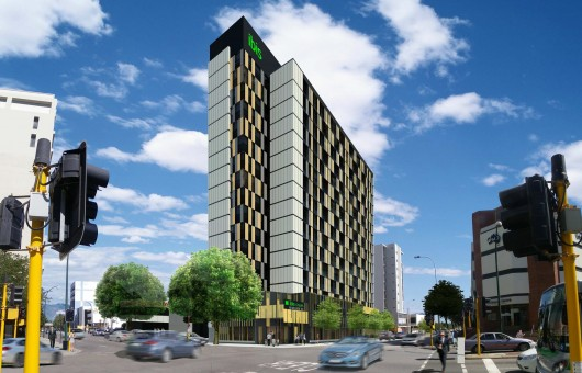 Ibis Styles East Perth artist impression1