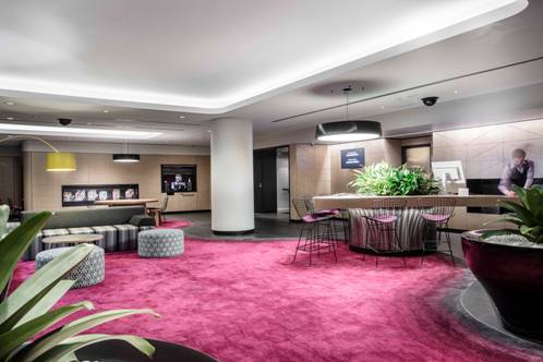 MERCURE BRISBANE WELCOMES GUESTS TO ITS NEW LOBBY