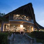 Anantara Medjumbe Island - main lodge