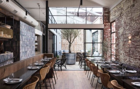 THE BIRTH OF A NEW INSTITUTION – WELCOMING YOUNG'S WINE ROOMS
