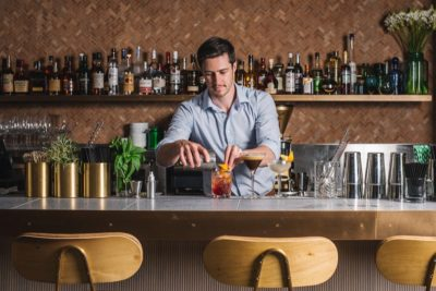 AWARD-WINNING BARTENDER MOVES INTO NORTHERN BEACHES