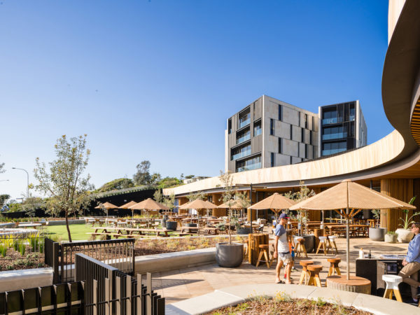 NSW CLUB OPERATORS USE DESIGN AND MIXED-USE SOLUTIONS TO ATTRACT NEW AUDIENCES
