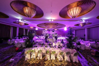 HARMAN CREATES DAZZLING LIGHTING FOR RITZ-CARLTON BALLROOM