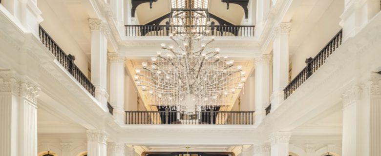 RAFFLES HOTEL SINGAPORE: RETURN OF AN ICON